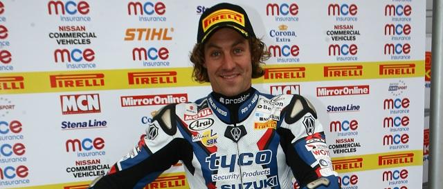 Josh Brookes - Photo Credit: Motorsport Vision