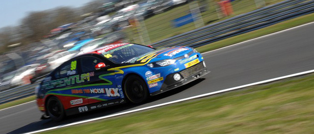 Plato has surprised many with the pace of the MG6 - Photo: Chris Gurton Photography