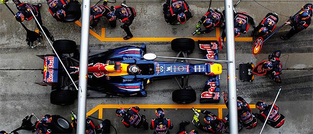 Double Champion Vettel has had a shaky start to the season - Photo: Red Bull Racing