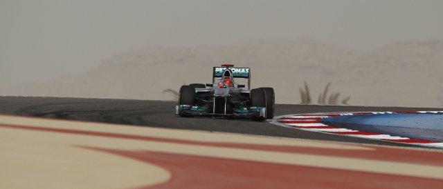 Michael Schumacher - Photo Credit: Mercedes AMG Petronas