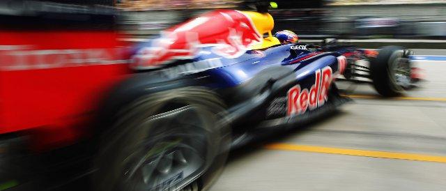 Mark Webber - Photo Credit: Mark Thompson/Getty Images
