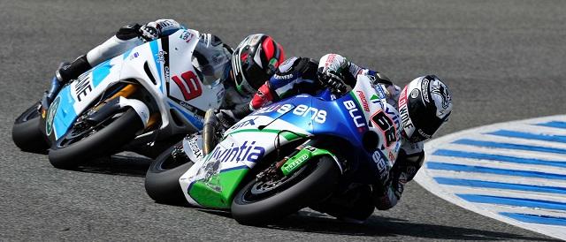 Danilo Petrucci & Yonny Hernandez - Photo Credit: MotoGP.com