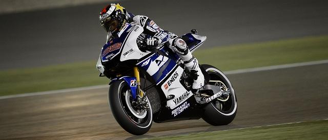Jorge Lorenzo - Photo Credit: Yamaha Factory Racing