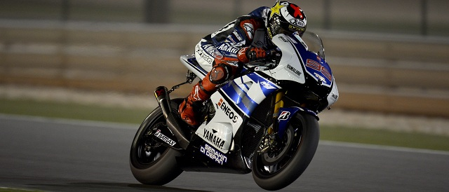 Jorge Lorenzo - Photo Credit: Yamaha Factory Racing