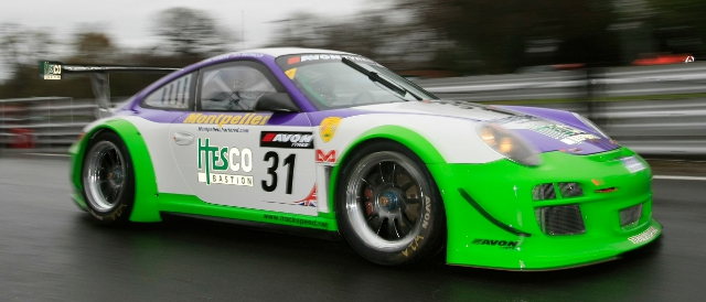Richard Westbrook took pole position in the second qualifying session (Photo Credit: Jakob Ebrey)