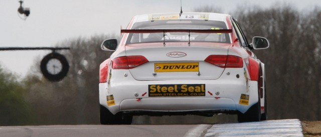 Rob Austin, Donington Park (Photo Credit: btcc.net)