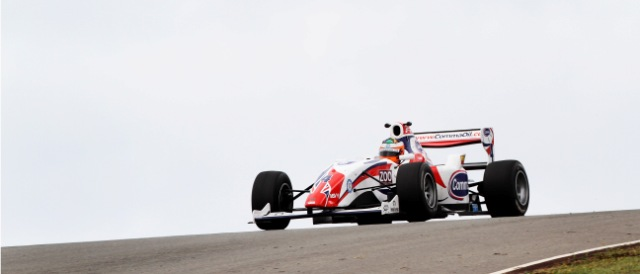Luciano Bacheta - Photo Credit: Formula Two