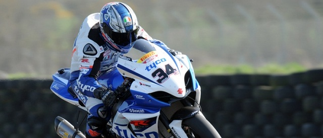 Alastair Seeley - Photo Credit: Suzuki Racing