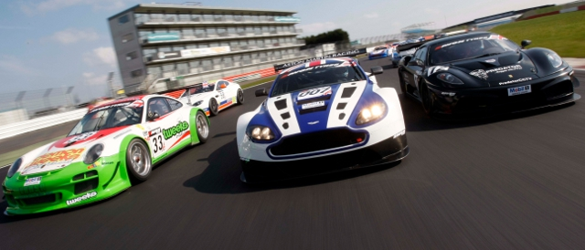 Porsche, Aston Martin and Ferrari - just a hint at British GT's grid of riches for 2012 (Photo Credit: Jakob Ebrey)