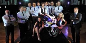 Cardion AB Motoracing Presentation - Photo Credit: MotoGP.com