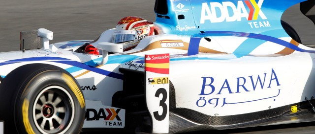 Dani Clos - Photo Credit: Jed Leicester/GP2 Series Media Service