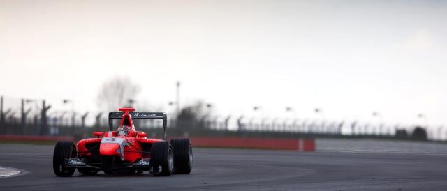 Mitch Evans - Photo Credit: Daniel Kalisz/GP3 Series Media Service