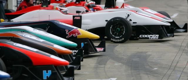 How much will the new Dallara F312 shape the outcome of the 2012 season? (Photo Credit: SRO)