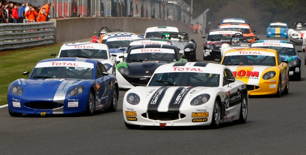 Total Quartz Ginetta GT5 Challenge (Photo Credit: Jakob Ebrey Photography)