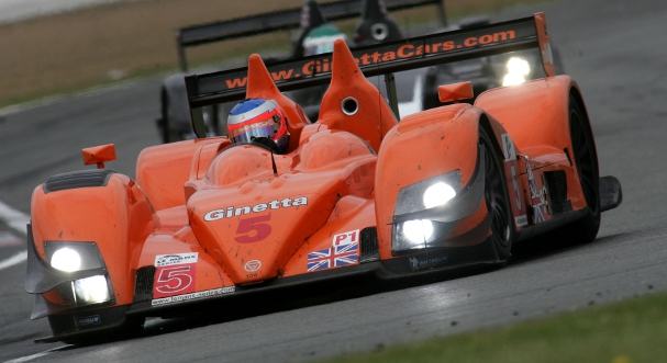 Ginetta-Zytek took on Le Mans in 2009 (Photo Credit: Jakob Ebrey Photography)