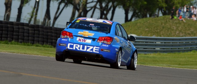 Rob Huff - Photo Credit: WTCC Media