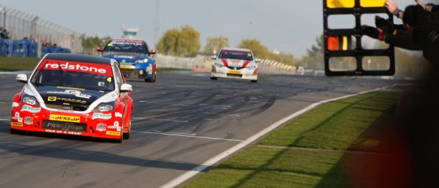 Mat Jackson - Photo Credit: btcc.net