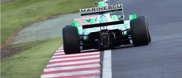 Mihai Marinescu - Photo Credit: Formula Two
