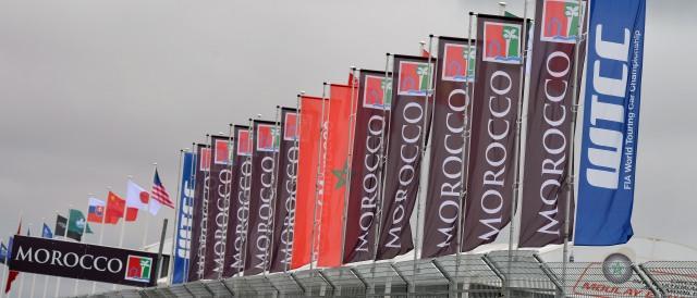 FIA WTCC Marrakech - Photo Credit: WTCC Media