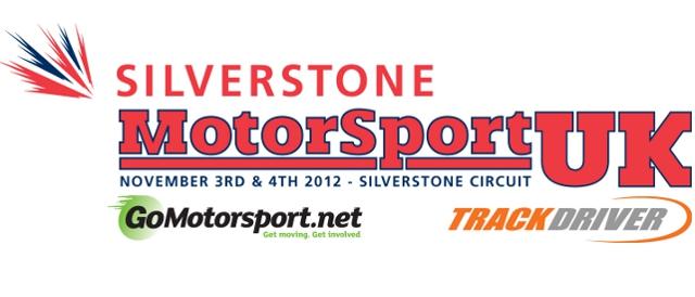 Silverstone MotorSportUK 2012 will take place on November 3-4