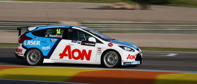 James Nash - Photo Credit: WTCC Media