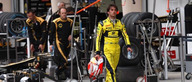 Felipe Nasr - Photo Credit: Alastair Staley/GP2 Media Service