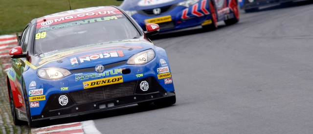 Jason Plato leads the championship after two rounds (Photo Credit: btcc.net)
