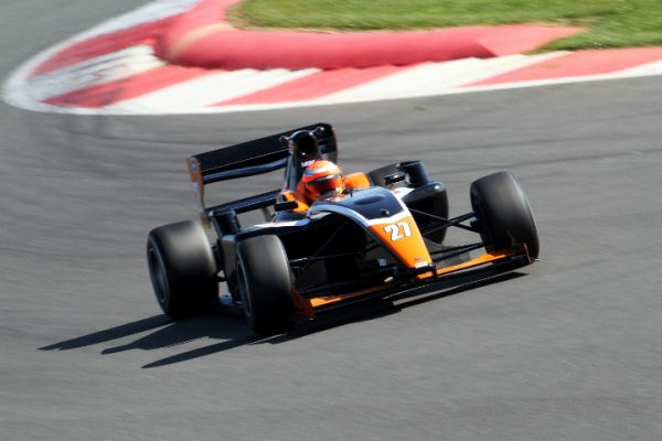 Markus Pommer - Photo Credit: FIA Formula Two Championship