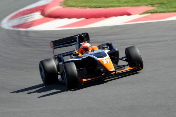 Markus Pommer - Photo Credit: FIA Formula Two Championship
