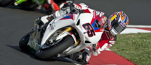 Jonathan Rea - Photo Credit: Honda Racing