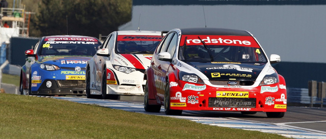 Jackson will be looking to repeat his Donington form - Photo: PSP Images