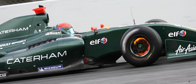 Alexander Rossi (Photo Credit: Renault Sport)