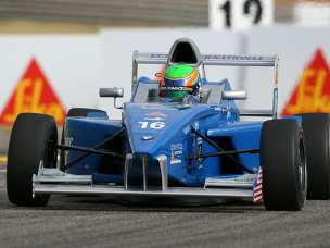 Alexander Rossi, Formula BMW USA (Photo Credit: alexanderrossi.com)