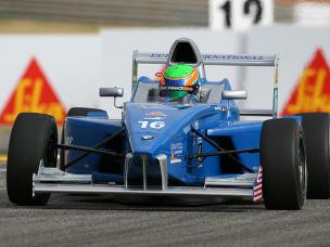 Alexander Rossi, Formula BMW USA (Photo Credit: alexanderrossi.com)