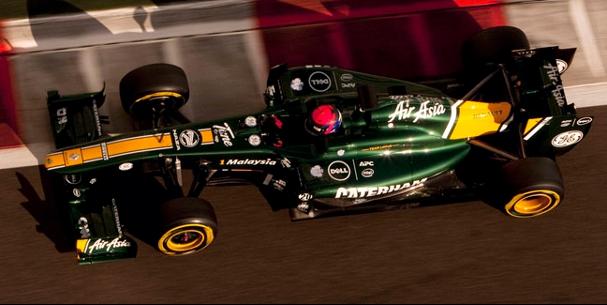 Alexander Rossi, F1 Young Driver Test (Photo Credit: alexanderrossi.com)
