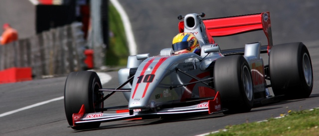 Max Snegirev - Photo Credit: Formula Two