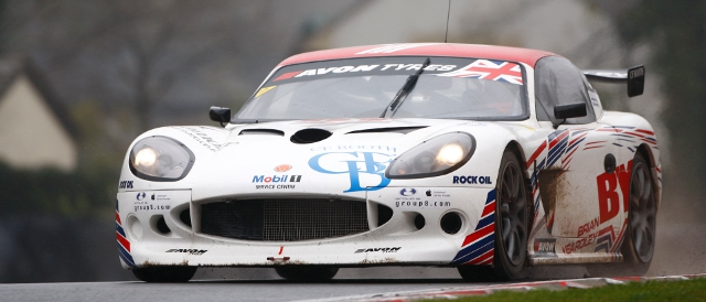 Jody Fannin and Warren Hughes won the GT4 class in both races for Team WFR (Photo Credit: Jakob Ebrey Photography)