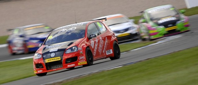 Ollie Jackson's Donington Park weekend was shortened by technical problems (Photo Credit: Chris Gurton Photography)