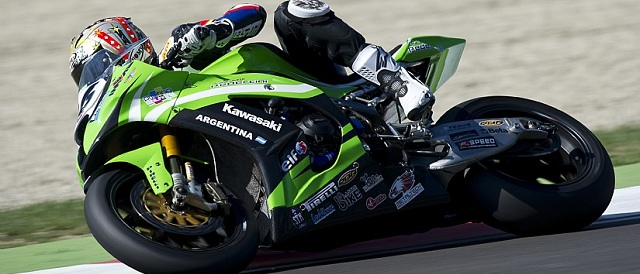Tom Sykes - Photo Credit: Kawasaki