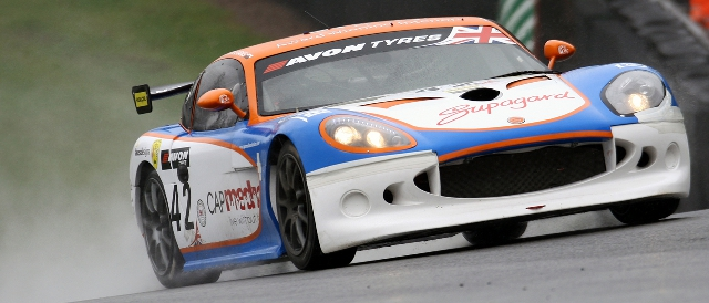 Zoe Wenham behind the wheel of the Century Motorsport Ginetta G50 (Photo Credit: Chris Enion)
