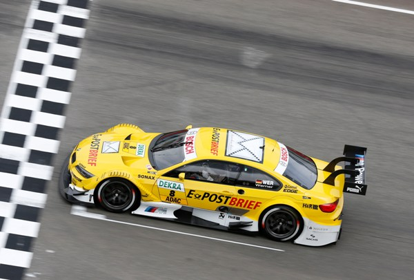 Dirk Werner - Photo Credit: DTM Media
