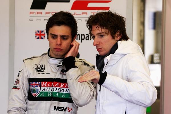 Dino Zamparelli and Mirko Bortolotti - Photo Credit: Formula Two