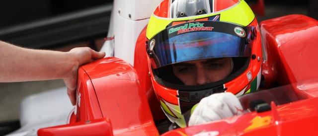 Dino Zamparelli - Photo Credit: Formula Two