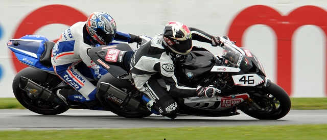 Tommy Bridewell - Photo Credit: Supersonic Racing Team