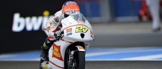 Niccolo Antonelli - Photo Credit: Gresini Racing