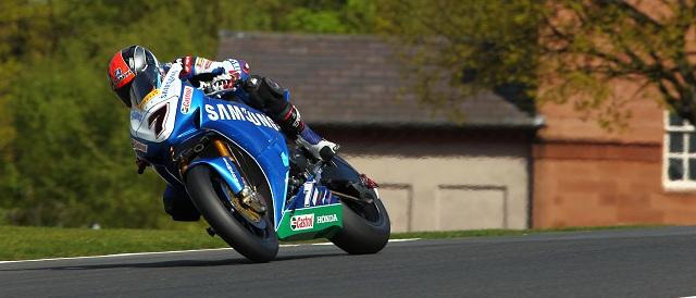 Michael Laverty - Photo Credit: Honda Racing