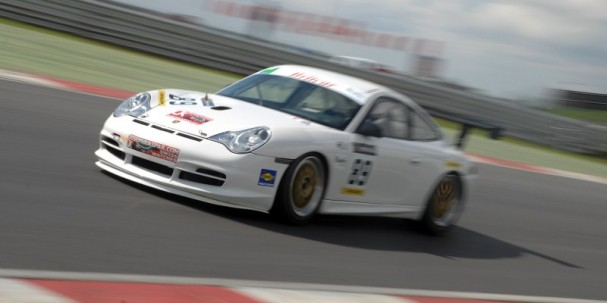Strata21 Porsche (Photo Credit: Chris Gurton Photography)