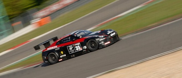 Jann Mardenborough put the RJN Motorsport Nissan on pole for the first British GT race (Photo Credit: Chris Gurton Photography)