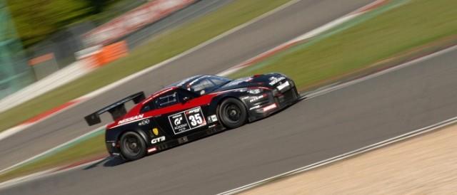 Jann Mardenborough put the RJN Motorsport Nissan on pole for the first British GT race (Photo Credit: Chris Gurton Photography)