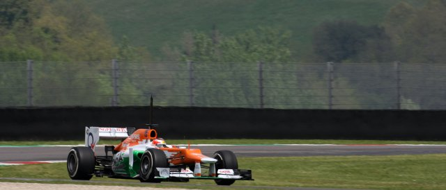 Jules Bianchi - Photo Credit: Sahara Force India F1 Team